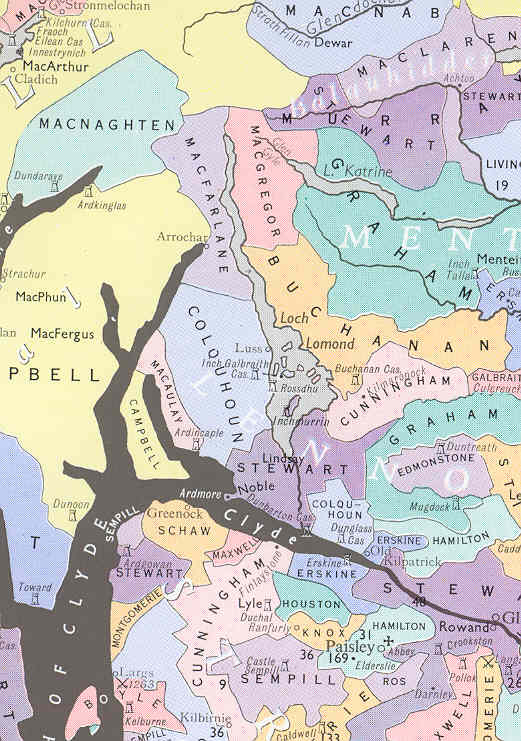 McFarland Family in Scotland- McFarland Family History